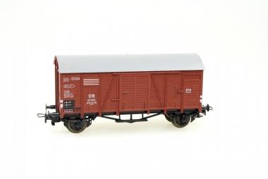 Liliput 25300 gedeckter Güterwagen Gmrrhs der DB AC Achsen in Originalverpackung