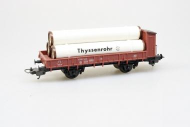Lima 302811 offener Güterwagen mit Ladung der FS Top Zustand