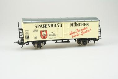 Lima 303111 Kühlwagen Spatenbräu Bräu der DB