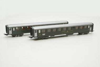 Lima 309189 2x Personenwagen der SBB