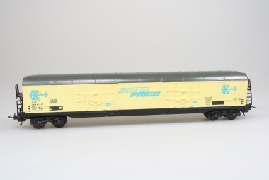 Lima 3191 Großraumkühlwagen Inter Frigo der FS in Originalverpackung