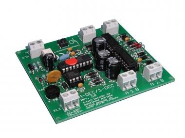 Littfinski 410512 M-DEC-MM-F 4fach-Decoder motorische Weichen Motorola Neuware