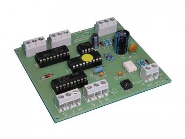 Littfinski 910212 S-DEC-4-DC-F Modul 4fach Magnetartikeldecoder DCC NEUWARE