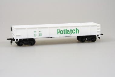 Life Like 8581 Güterwagen DNE 327 H0 unbepielt