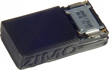 Zimo LS40X20 Miniatur-Rechteck-Lautsprecher 40x20x09 mm  8 Ohm /1 W Fabrikneu