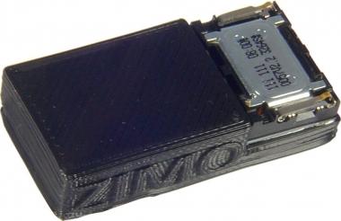 Zimo LS40X20 Miniatur-Rechteck-Lautsprecher 40x20x09 mm  8 Ohm /1 W Neuware