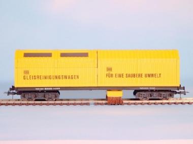 Lux 8831 Gleisstaubsauger für Gleichstrom mit SSF-09 analog u. digital Fabrikneu