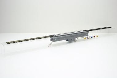Lux 9305 H0 Radreinigungsanlage für Wechsel- und Gleischstrom analog und digital