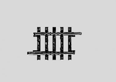 Märklin 2208 K-Gleis gerade Länge 35,1 mm H0 Fabrikneu