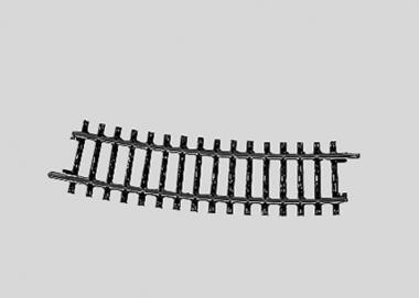 Märklin 2231 K-Gleis gebogen Länge 1//1 = 30° H0 Fabrikneu