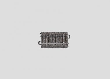 Märklin 24064 C-Gleis gerade 64,3 mm H0 Fabrikneu