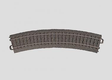 Märklin 24130 C-Gleis gebogen R1 = 360 mm / 30° H0 Fabrikneu