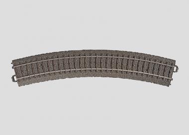 """Märklin 24230 Curved Track R2 = 437,5 mm / 17-1/4"""" / 30° H0 new"""