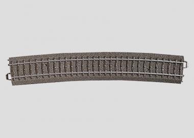 Märklin 24912 C-Gleis gebogen Radius 1.114,6 mm. Bogen 12,1° H0 Fabrikneu