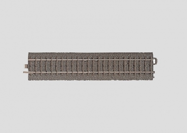 "Märklin 24951 Adapter Track for M Track 180 mm / 7-3/32"" H0 new"