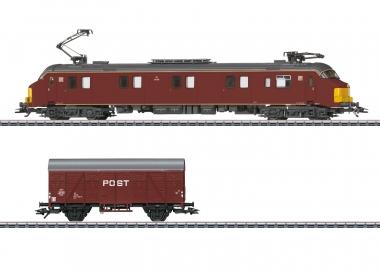 Märklin 26613 Elektrischer Post-Triebwagen Serie mP 3000 MFX Sound H0 Fabrikneu