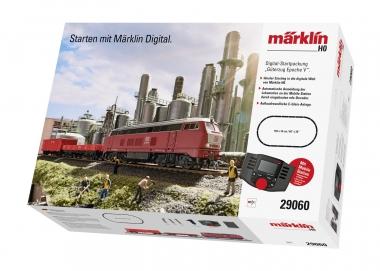 Märklin 29060 Digital-Startpackung Güterzug digital mfx in H0 Fabrikneu