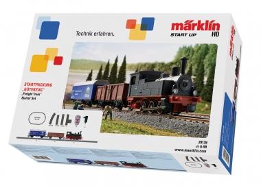 Märklin 29139 Start up - Startpackung Güterzug digital C-Gleis H0 Fabrikneu