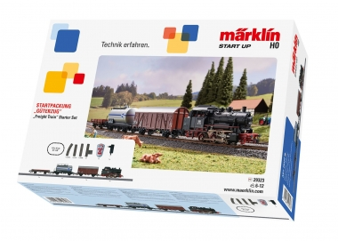 Märklin 29323 Start up - Startpackung Güterzug digital C-Gleis in H0 Fabrikneu