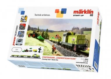 Märklin 29652 Start up Startpackung Landwirtschaft digital C-Gleis H0 Fabrikneu