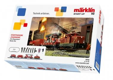 Märklin 29752 Start up - Startpackung Feuerwehr in H0 Fabrikneu