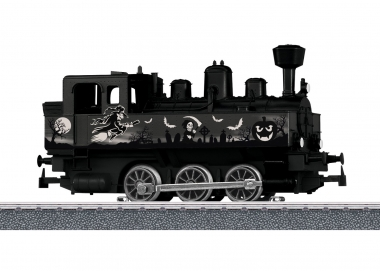Märklin 36872 Start up Dampflok Halloween-Glow in the dark digital H0 Fabrikneu