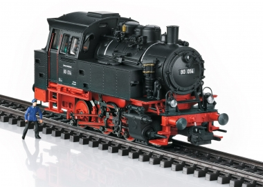 Märklin 37068 Dampflok Br. 80 digital mfx+ mit Sound in H0 Fabrikneu