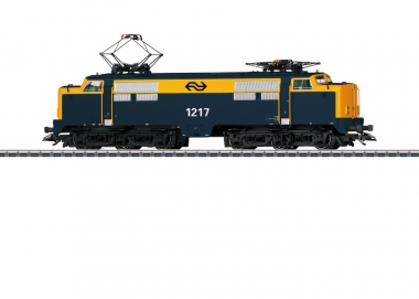 Märklin 37130 E-Lok Serie 1200 der NS digital mit Sound in H0 Fabrikneu