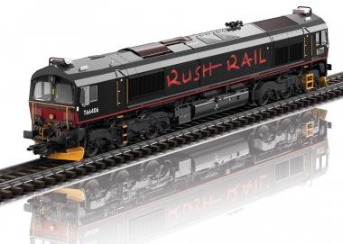 Trix 22997 Diesellok Class 66 der RushRail digital mfx+ Sound in H0 Fabrikneu