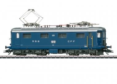 Märklin 39422 Elektrolokomotive Br. Re 4/4 der SBB mfx+ Sound in H0 Fabrikneu