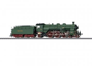 Trix 22403 Dampflokomotive S 3/6 digital mfx+ Sound H0 Fabrikneu