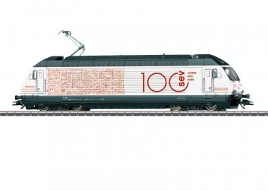 Märklin 39467 E-Lok Serie 460 der SBB mfx+ mit Sound in H0 Fabrikneu