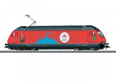 Märklin 39468 E-Lok Re 460 SBB 100 Jahre Circus Knie mfx+ Sound in H0 Fabrikneu