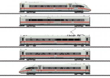 Märklin 39714 Zugpackung Triebwagenzug ICE 4 Baureihe 412/812 H0 mfx+ Fabrikneu