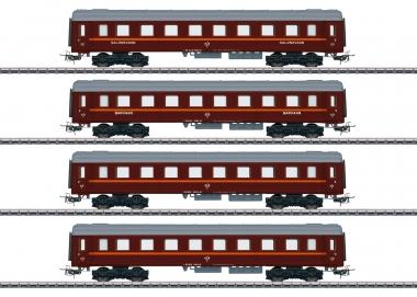 "Märklin 41921 Personenwagen-Set ""Tin Plate"" der BJ in H0 Fabrikneu"