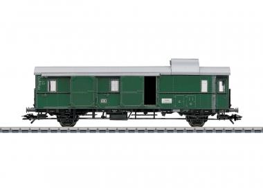 Märklin 4315 Gepäckwagen Donnerbüchse der DB in H0 Fabrikneu