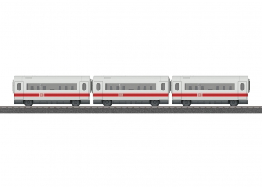 Märklin 44108 my world - Ergänzungswagen-Set zum ICE 3 Fabrikneu
