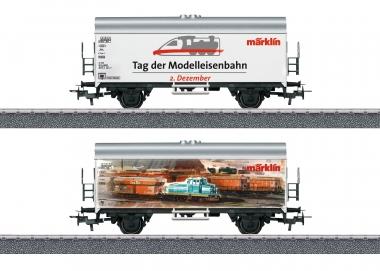 Märklin 44260 Kühlwagen - Internationaler Tag der Modelleisenbahn 2019 Fabrikneu