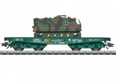 Märklin 48874 Schwerlast-Flachwagen Rlmmps der BW in H0 Fabrikneu