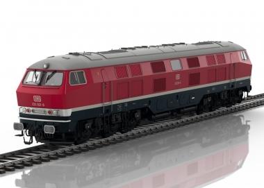 Märklin 55322 Diesellokomotive Baureihe V 232 digital mfx Sound Spur 1 Fabrikneu