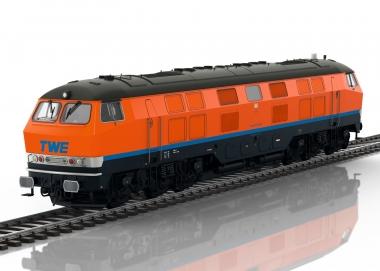 Märklin 55325 Diesellokomotive der TWE digital mfx Sound Spur 1 Fabrikneu