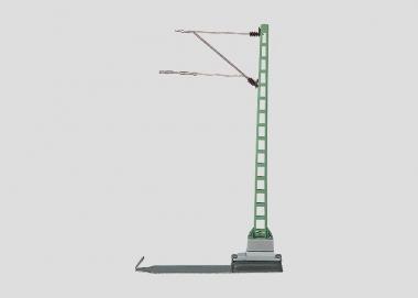 Märklin 74101 5x Standard Mast H0 boxed