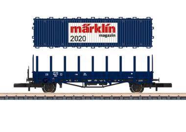 Märklin 80830 miniclub Magazin-Jahreswagen Spur Z 2020 Fabrikneu