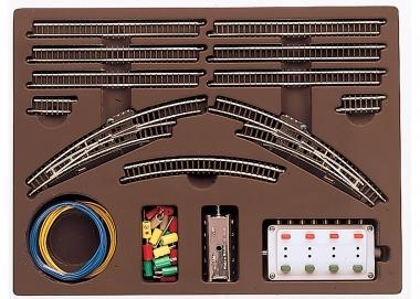 Märklin 8193 Bahnhofsgleispackung T2 Z Fabrikneu