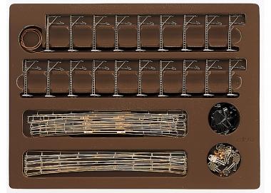 Märklin 8198 Oberleitungspackung S+E Z Fabrikneu