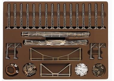 Märklin 8199 Oberleitungspackung T1 + T2 + T3 Z Fabrikneu