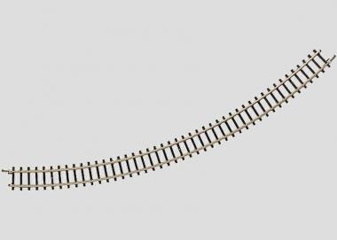 Märklin 8530 gebogenes Gleis Radius 220 mm in Z Fabrikneu vom Fachhändler