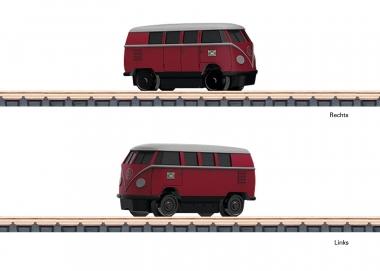 Märklin 88025 miniclub Kleinwagen Klv 20 der DB Z Fabrikneu