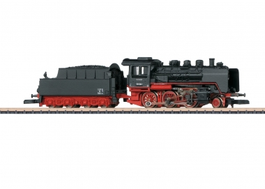 Märklin 88031 miniclub Dampflokomotive Br. 24 mit Wagner der DB in Z Fabrikneu