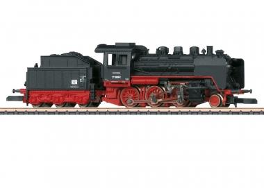 Märklin 88032 miniclub Dampflokomotive Br. 37 der DR in Z Fabrikneu